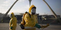 Riesgo de contagio de zika en Olimpiadas es muy bajo....