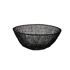 Wire knitted deep bowl - Pols Potten - BijzonderMOOI* - Dutch design