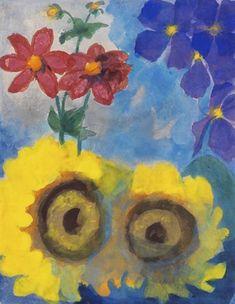 Emil Nolde, Nicolai Fechin, Andrew Wyeth, Alphonse Mucha, Magritte, Kandinsky, Global Art, Klimt, Art Market
