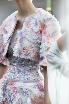 Chanel Haute Couture (Détails) Printemps Eté 2014