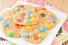 M&M Cookies (3 of 5)