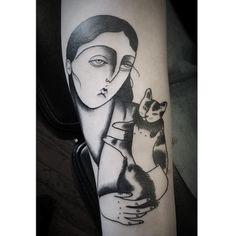 Tattoo by @fidjit.