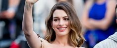 """PHOTO: Anne Hathaway is seen attending the premiere of Disneys """"Alice Through The Looking Glass,"""" May 23, 2016, in Los Angeles."""
