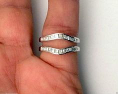 14kt White Gold Princess Cut Kay Solitaire Enhancer Diamonds Ring Guard Wrap (0.75ct. tw) by RG&D