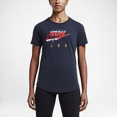 Nike (Great Britain) Women's Running T-Shirt