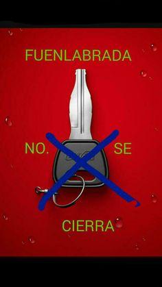 @ragaga1978 T.SUPREMO tiene la llave para abrir FABRICA DE FUENLABRADA. #SupremoEreNuloCocaCola