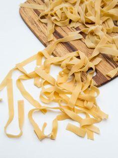 Easy Homemade Pasta  Recipe