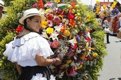 feria de las flores en medellin - Buscar con Google