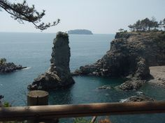 Oedolgae, Jeju Island, South Korea. We went here on April 14 2012