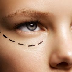 Natural recipe that passes through the eye circles and custody - - Homemade Skin Care, Homemade Beauty, Makeup Tips Contouring, Beauty Care, Beauty Hacks, Face Yoga, Skincare Blog, Eye Circles, Eye Contour