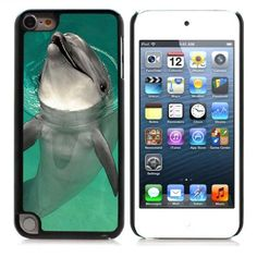 Dolphins Hard Plastic and Aluminum Back Case FOR Apple ipod touch 5 Ipod 4 Cases, Ipod Touch Cases, Iphone Cases, Ipod Touch 5th Generation, Dust Plug, Ipad 4, Technology Gadgets, Apple Ipad, Dolphins