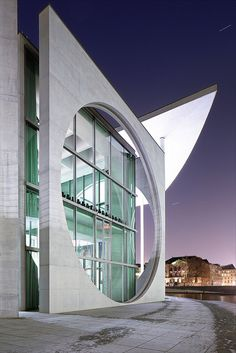 Marie Elisabeth Lüders Haus | Bundestag | Berlin | Flickr - Photo Sharing!