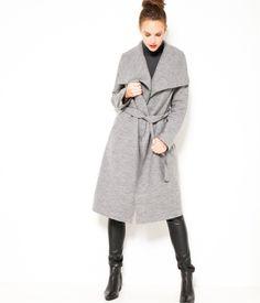Manteau long chez camaieu