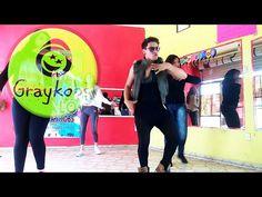 zumba CORAZON DE SEDA - OZUNA By (Lalo Graykobs) Choreography reggaeton 2016 - YouTube