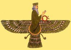zoroaster | zoroaster faravahar