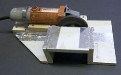 DIY Vertical disc sander/ grinder