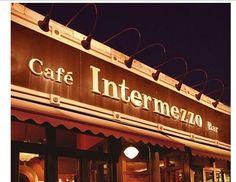 A long-time Atlanta favorite ... Cafe Intermezzo