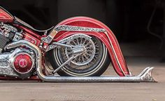 Softail Chicano done right. A Vatos touch, born in the barrio it's mother the called. Always true to her rider