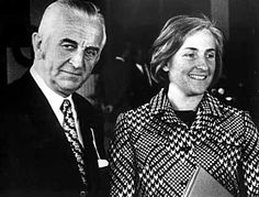 Major BMW shareholders: Herbert and Johanna Quandt, pictured in 1971