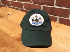 Maine State Baseball Cap | Loyal Citizen Clothing