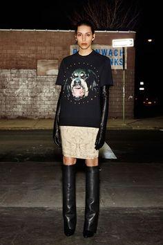 Givenchy lookbook appreciation