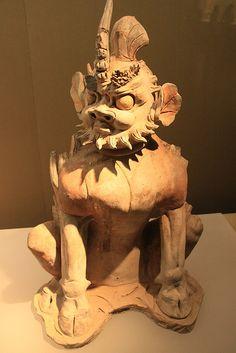 Tomb Guardian - Tang Dynasty (618-907A.D)