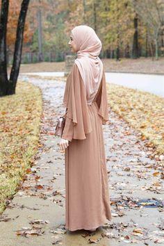 Best Seller - Cloé Dress – Muslim Way Muslim Dress, Hijab Dress, Hijab Outfit, Abaya Fashion, Modest Fashion, Modest Dresses, Modest Outfits, Modest Wear, Kaftan