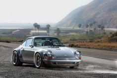 Porsche 911 by Singer Vehicle Design, Frontansicht ...repinned für Gewinner!  - jetzt gratis Erfolgsratgeber sichern www.ratsucher.de