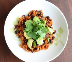 Mexican-style Rice and Beans