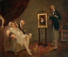 Horace Devitt Welsh (1888-1942) —  Art Collector  (700×583)