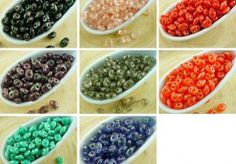 NEW FINISH 20g Stardust SUPERDUO Czech Glass Seed Beads 2 Two Hole Super Duo 2.5mm x 5mm