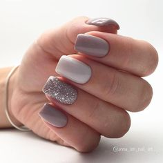 Semi-permanent varnish, false nails, patches: which manicure to choose? - My Nails Elegant Nail Designs, Elegant Nails, Stylish Nails, Trendy Nails, Square Acrylic Nails, Cute Acrylic Nails, Cute Nails, Pink Nails, My Nails