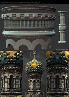   tiancocker.com   Russian Spier - Maya, ZBrush.