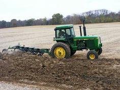 John Deere 4440 my favorite tractor