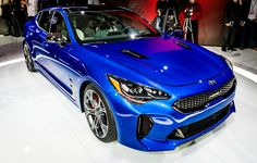 I'm Worried No One Is Going To Buy The 2018 Kia Stinger GT