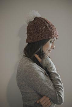 94da4dc319b Free Crochet Pattern for a Super Simple   Slouchy Beanie