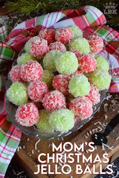 Xmas Desserts, Jello Desserts, Jello Recipes, Cookie Recipes, Delicious Desserts, Dessert Recipes, Rock Recipes, Christmas Snacks, Puddings
