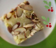 #Vanilla #Fudge With #Almonds