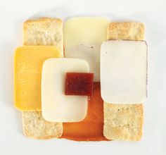 Bradford cheese plate | 12 Delicious Dishes that Double as Modern Art
