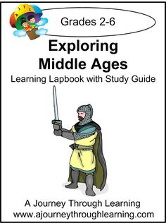 Exploring Middle Ages Lapbook--8.00