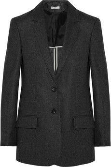 Dagmar Nalini wool-blend blazer | THE OUTNET