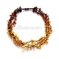 Baltic Amber is the only type of amber you should use for healing. Baltic Amber Necklace, Jewelry, Jewlery, Jewerly, Schmuck, Jewels, Jewelery, Fine Jewelry, Jewel