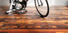More wood pallet floors!