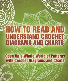 How To Read A Crochet Pattern Chart Youtube Video