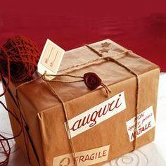 Come realizzare pacchetti regalo: idee originali - Natale fai da te   Donna Moderna