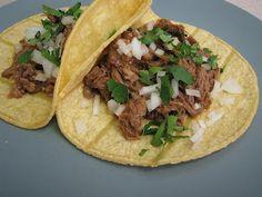 And A Stick Of Butter: Beef Tongue Tacos AKA Lengua Barbacoa