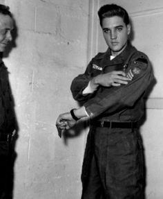 Image result for Elvis Presley, January 20