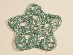 PUNTOBOBO Agujas de madera artesanales para tejer: Patrón Estrella de Navidad a…