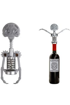 This corkscrew is the most awesome corkscrew I've ever seen.
