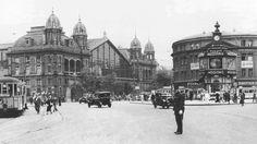 A Nyugati tér-1936.
